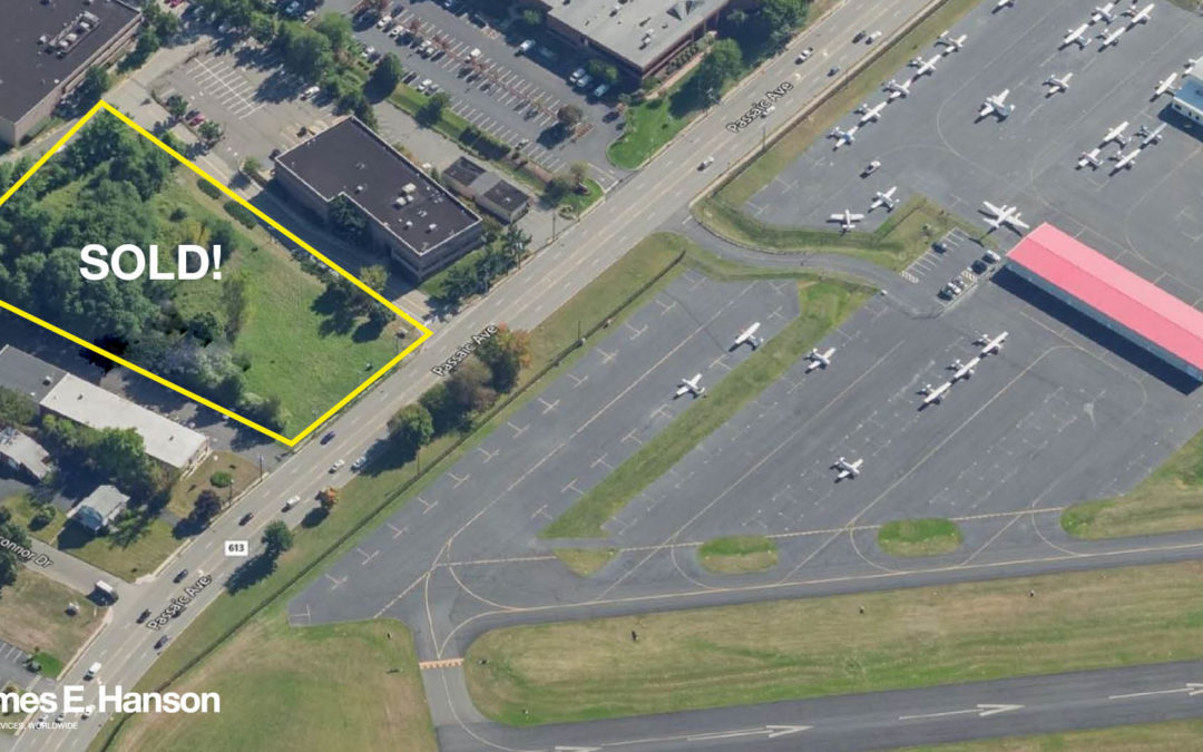 NAI Hanson Negotiates Sale of Two-Acre Redevelopment Site in Fairfield, N.J.