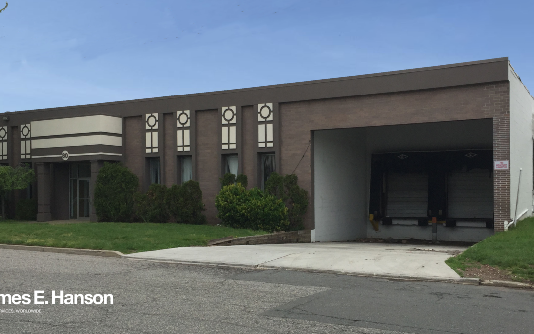 NAI Hanson's Vetter and DeMagistris Negotiate Lease for 36,750-Square-Foot Industrial Building in Carlstadt, N.J.