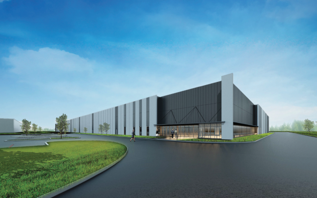 NAI James E. Hanson Negotiates Long-Term Lease for New 271,176-Square-Foot Industrial Building in Mahwah, N.J.