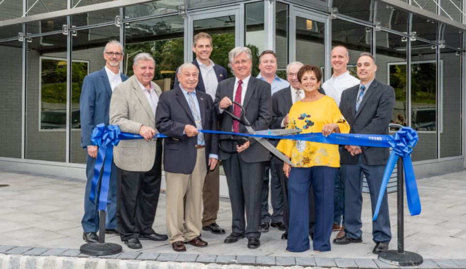 NAI James E. Hanson and Commercial Realty Group Celebrate Ribbon Cutting for 36,000-Square-Foot Office Building in Parsippany, N.J.