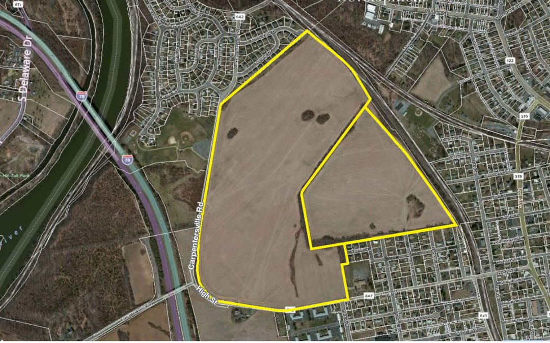 NAI Hanson's Schilp and Ryan Negotiate Complex Land Sale in Pohatcong, N.J.