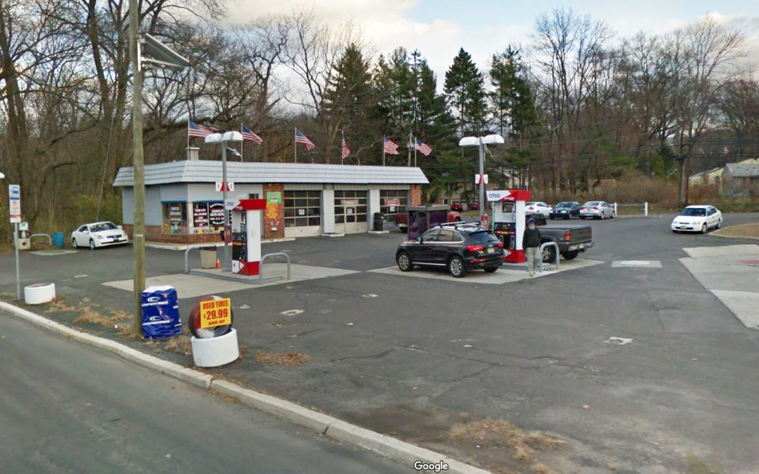 NAI Hanson's Sauerborn and Fittizzi Arrange Sale of Gas Station on Route 22 in Scotch Plains, N.J.