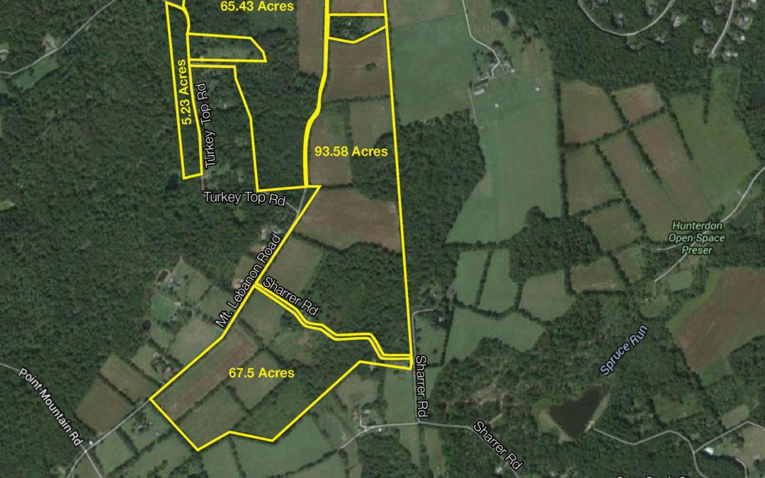 NAI Hanson's Schilp and Schorr Arrange Sale to Help Preserve 224-Acres in Lebanon Township, N.J.