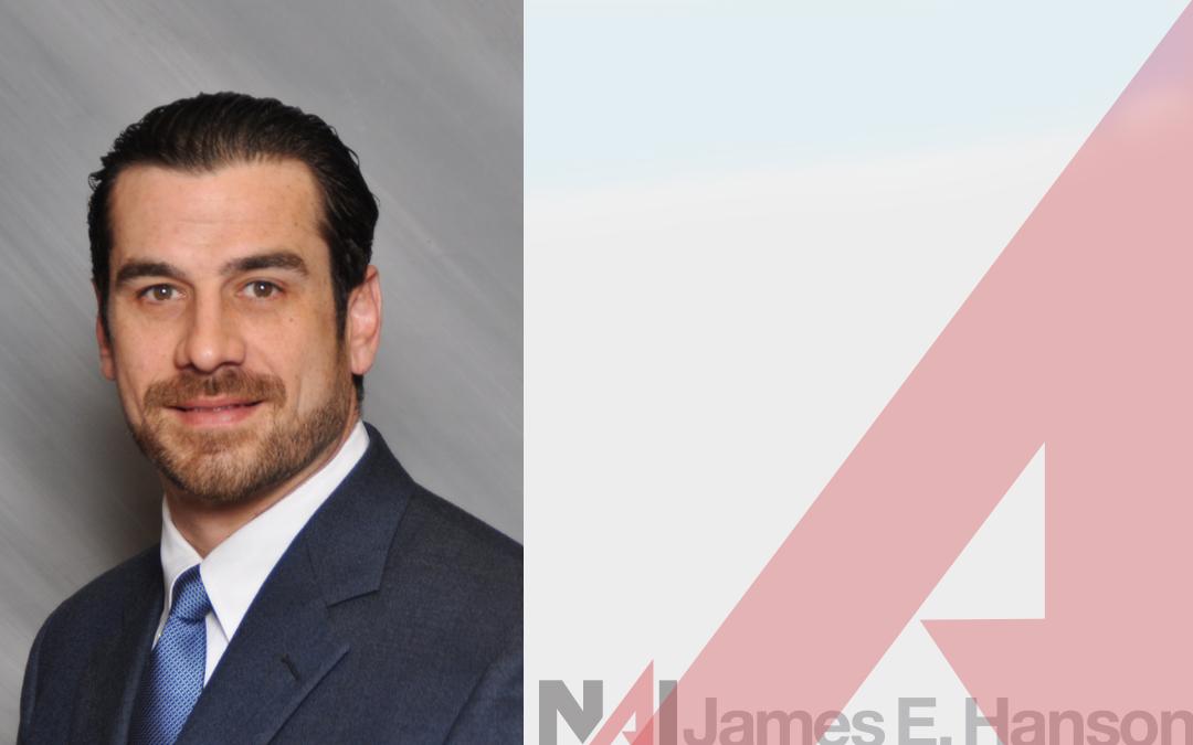 NAI James E. Hanson Promotes Russell J. Verducci to Vice President