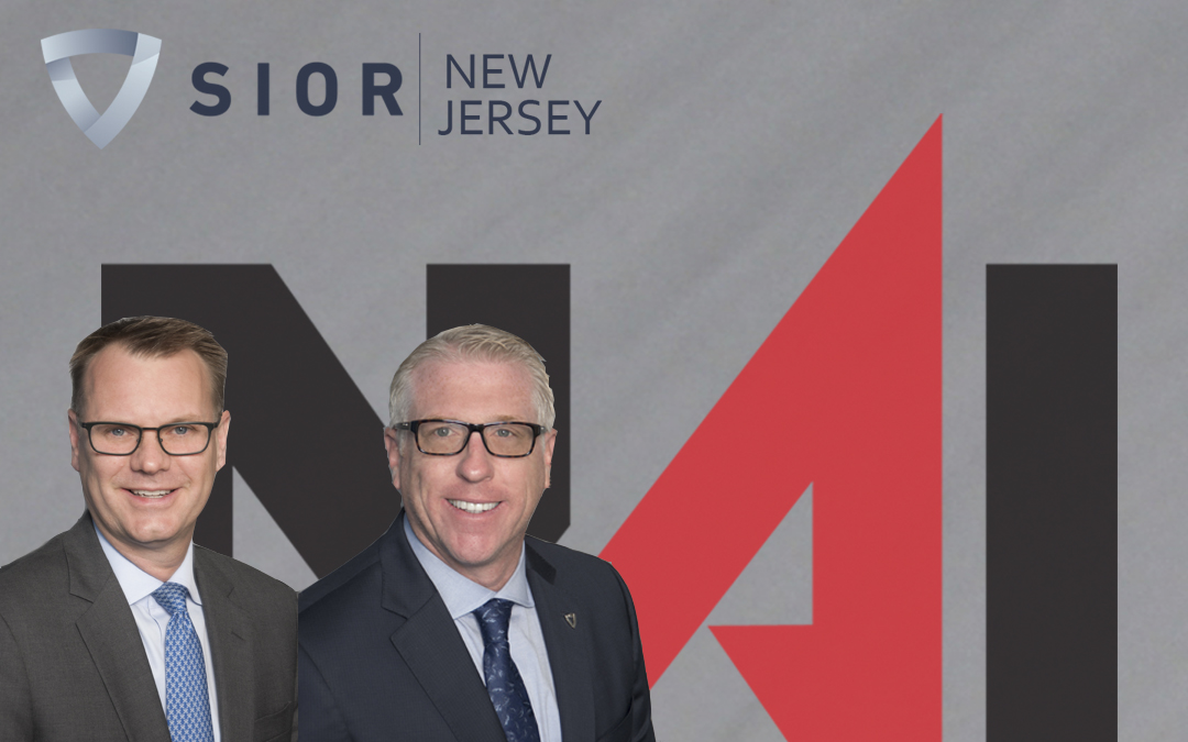 NAI Hanson Senior Brokers Named President, Vice President of SIOR NJ