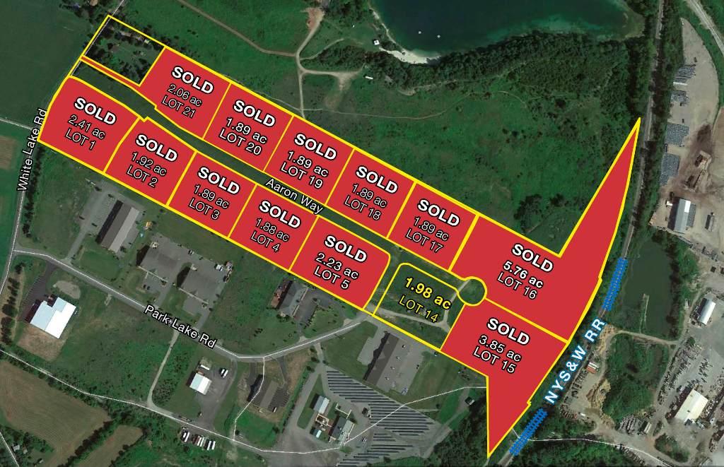 NAI Hanson Negotiates Sale to Spur Spec Industrial Development in Sparta, N.J.