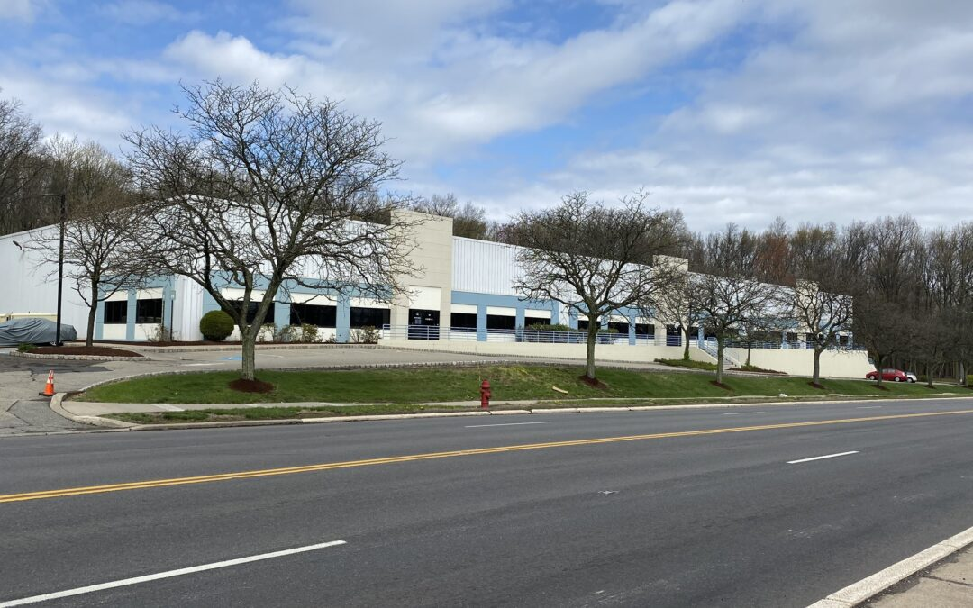 NAI James E. Hanson Negotiates Sale of 30,000-Square-Foot Industrial Building in Woodbridge, N.J.