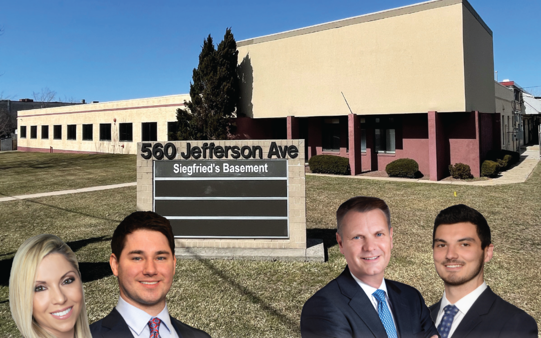 NAI James E. Hanson Brings 82,400-Square-Foot Industrial Building to Full Occupancy