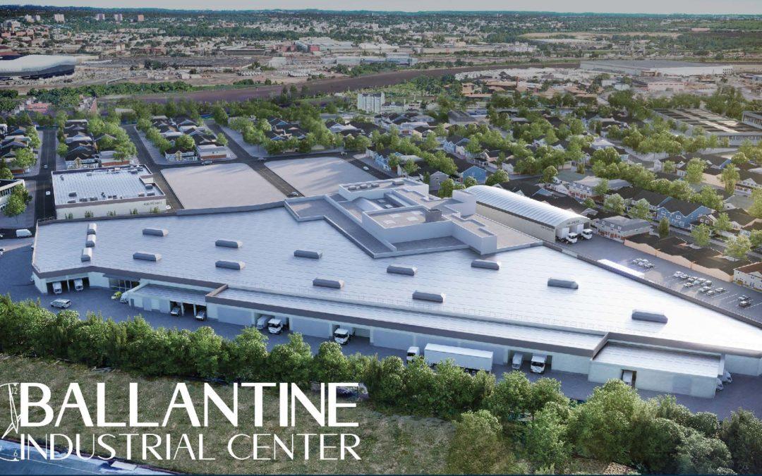 NAI James E. Hanson Negotiates Industrial Lease at Former Ballantine Brewery in Newark, N.J.