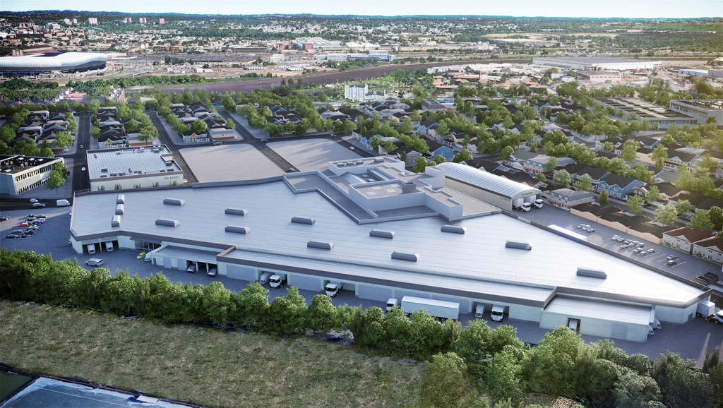 NAI Hanson's Verducci and Demmers Negotiate Nearly 60,000 Square Feet in Leases in September at Former Ballantine Brewery in Newark, N.J.  Bringing 2020 Leasing to 350,000 Square Feet