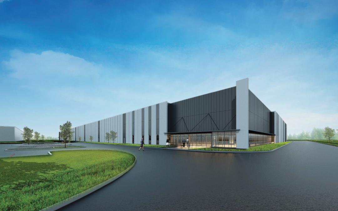 NAI James E. Hanson Negotiates Long-Term Lease for New 271,176-Square-Foot Industrial Building in Mahwah, N.J.