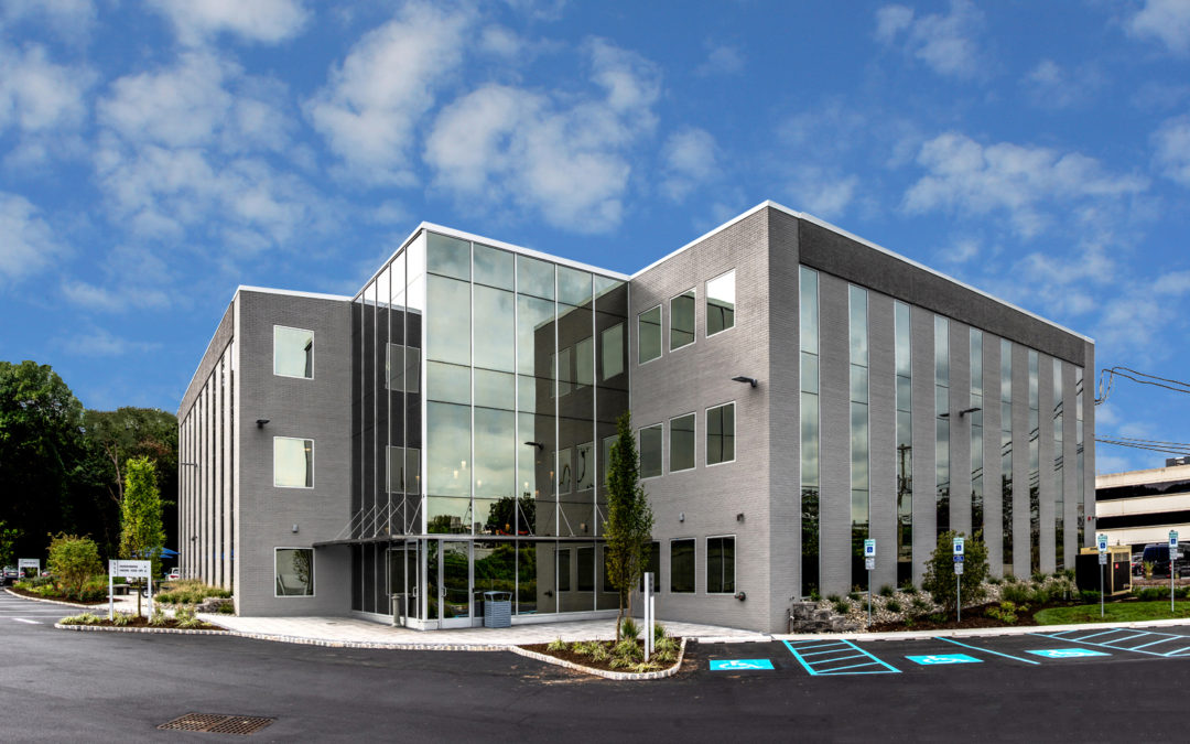 NAI James E. Hanson Continues Strong Leasing Activity at Parsippany Office Building