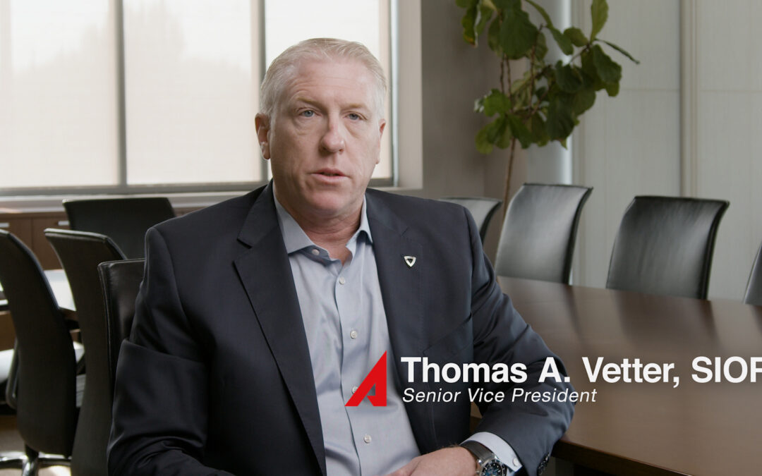 Tom Vetter – Meadowlands Industrial Market 3Q