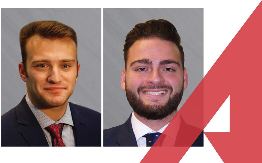 NAI James E. Hanson Welcomes Two New Associates