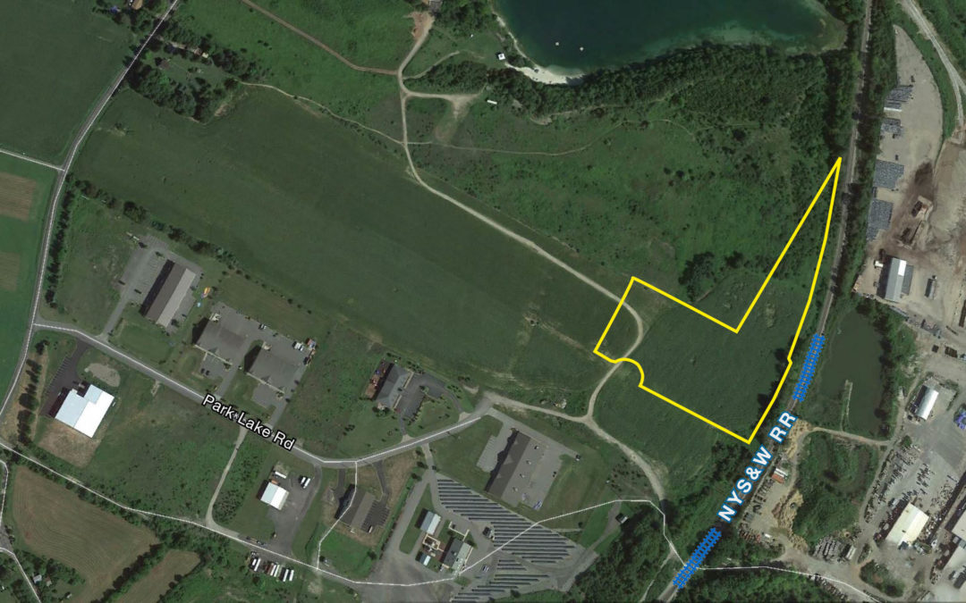 NAI Hanson Negotiates Sale of Industrial Development Site in Sparta, N.J.